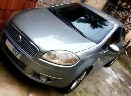 Título do anúncio: Fiat Linea HLX 1.9 2010 GNV