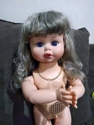 Título do anúncio: Promoção!!!! Boneca Antiga Bate Palminha da Estrela