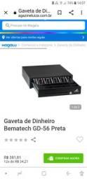 Título do anúncio: Gaveta de dinheiro marca Bematech