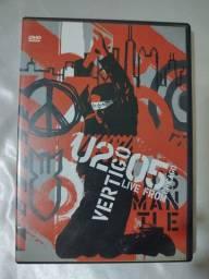 DVD U2 Vertigo 2005 Live from Chicago