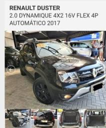 Título do anúncio: Duster2.0 Dynamique 4x2 16v Flex 4p Automático