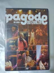 DVD Exaltasamba - Pagode do Exalta