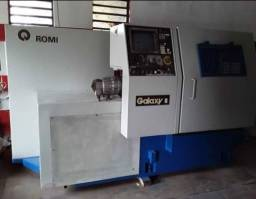 Título do anúncio: Torno Romi Galaxy 2 CNC