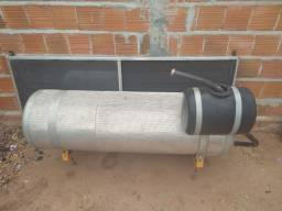 Título do anúncio: Aquecedor de água solar