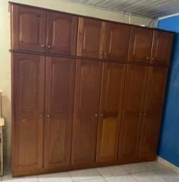 Vendo guarda roupas 6 portas CEREJEIRA
