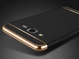 Capinha Para Samsung Galaxy J2 Prime Luxo Real Ouro