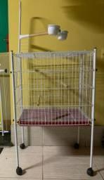 Viveiro Calopsita, Periquito, pássaros em geral completo