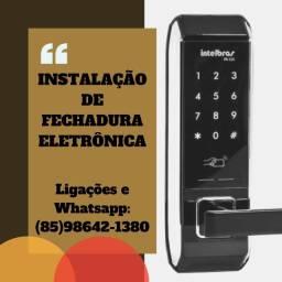 Título do anúncio: Fechadura eletrônica - instalação de fechadura eletrônica