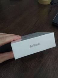 Airpods 2a geração - Novo lacrado