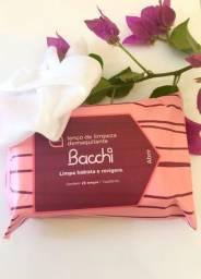 Título do anúncio: Lenço demaquilante Bacchi