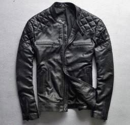 Jaqueta de Couro  David Beckham