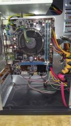 Título do anúncio: Computador - CPU i3