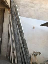 Vende- calhas usadas para telhado