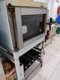 Título do anúncio: Forno para padaria elétrico