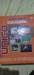 Kit cultural de estudo