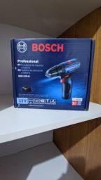 Título do anúncio: Parafusadeira/furadeira Bosch GSB 120-LI Novo Nunca Usado