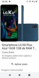 LG K8 +