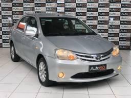 Etios sedan XLS 2013 único dono