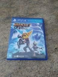 Título do anúncio: Ratchet & Clank Standard Edition Sony Ps4 Físico