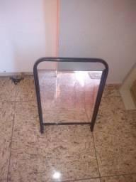 Espelho de loja novo