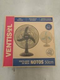 Título do anúncio: Ventilador de Mesa 50 CM NOVO