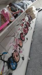 Título do anúncio: Bicicletas infantil aros: 12.16.20.24