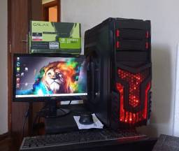 pc gamer top completo, aceito trocas