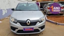 Título do anúncio: Renault Logan Life 1.0 12V SCe (Flex)
