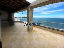 CB00065 Cobertura de 4 quartos com Área Gourmet de Frente para o Mar na Praia do Morro