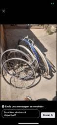 Título do anúncio: Sete rodas para bicicleta aro 26