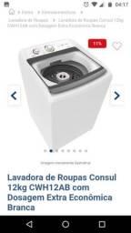 Título do anúncio: maquina de lavar nova sem uso