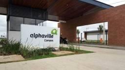 Terreno em condominio Alphaville Campos 15x30m