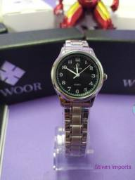 Título do anúncio: Relógio WWOOr Feminino delicado