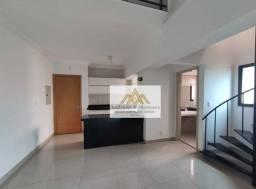 Título do anúncio: Cobertura com 1 dormitório, 77 m² - venda por R$ 340.000,00 ou aluguel por R$ 1.800,00/mês