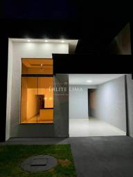 Título do anúncio: Casa MODERNA 03 Quartos c/ 01 Suíte Setor Bandeirante, Trindade