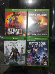 Título do anúncio: Jogos Xbox One, Series S, X<br>(Leia o anúncio)