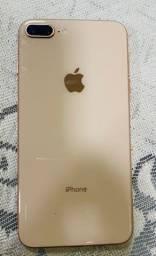 Título do anúncio: iPhone 8 Plus rose 64gb (Não aceito ML nem Olx pay)