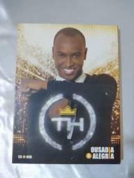 DVD + CD Thiaguinho - Ousadia e Alegria