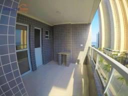 Título do anúncio: Apartamento com 2 dormitórios para alugar, 77 m² por R$ 2.200,00/mês - Mirim - Praia Grand