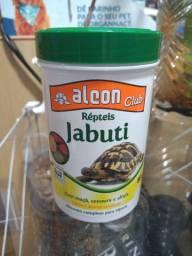 Comida para jabuti em promoção!