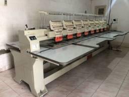 Máquina de bordar ( LEIA )
