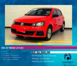 Gol G7  Trend 1.0 2017 Completo