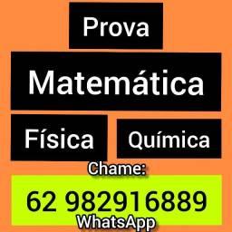 Título do anúncio: Professor de Matemática Física Edo Álgebra Cálculo Termodinâmica Hidráulica Rema Prova
