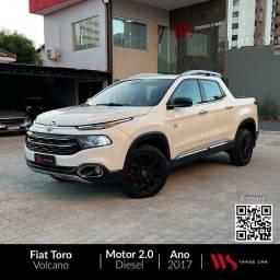 Fiat Toro Volcano 2017