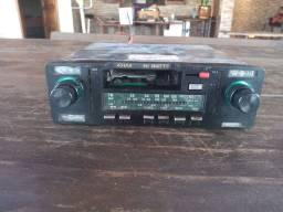 Rádio toca fitas motoradio Águia Fusca Kombi opala Dodge c10 veraneio