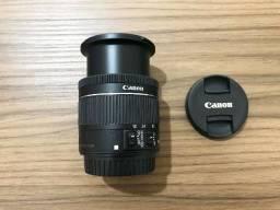 Lente Canon Ef-s 18-55mm F/4-5.6 Is Stm - NOVA