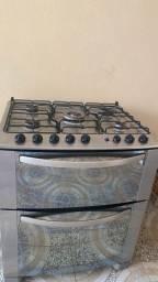 Fogão de piso Electrolux 5Q- 2 fornos