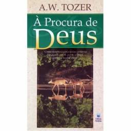 À Procura De Deus Como suspira corça pelas correntes das águas (A. W. Tozer)