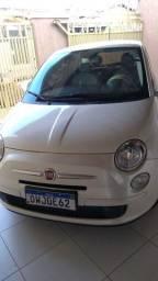 VENDO OU TROCO Fiat 500 pouquíssimo rodado, estado de novo! CONFIRA!
