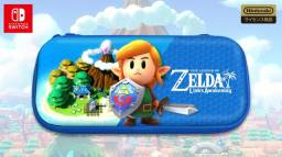 Hard Pouch Case Nintendo Switch Link´s Awakening Edition